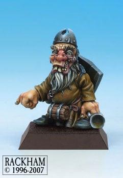 Cadwe Militia dwarf (Milicien nain)-34