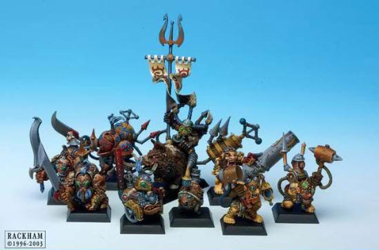 Brotherhood of Bronze, Dwarf Clan-115