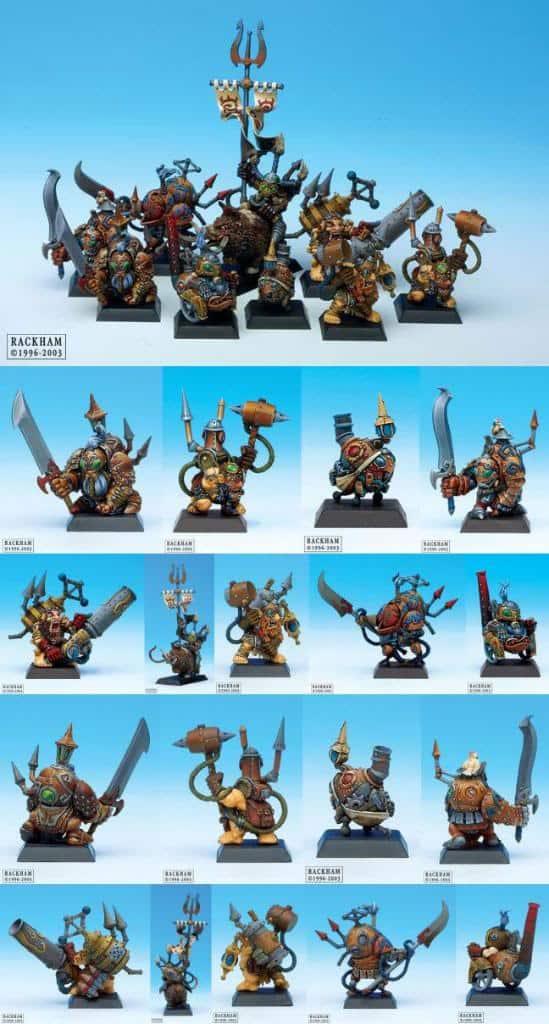 Brotherhood of Bronze, Dwarf Clan-116
