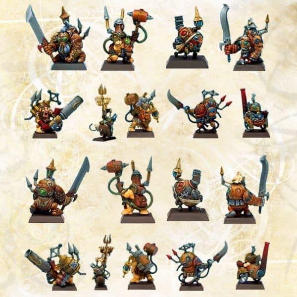 Brotherhood of Bronze, Dwarf Clan-0