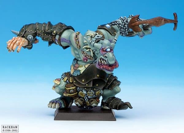 Black Troll (Troll noir pirate)-141