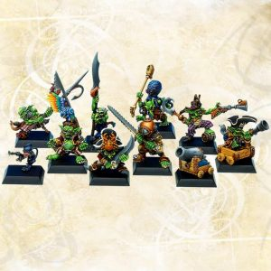 The Skimmers of the Oceans, Goblin Clan-0