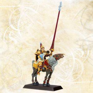 Mounted musician of the Lion (musician du Lion sur destrier)-0