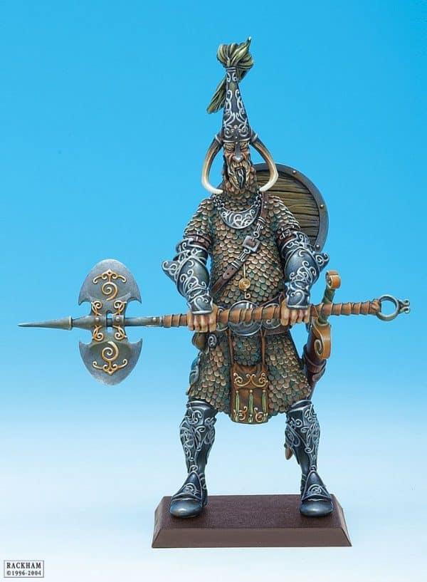 Mountain Warrior (Guerrier Montagne)-176