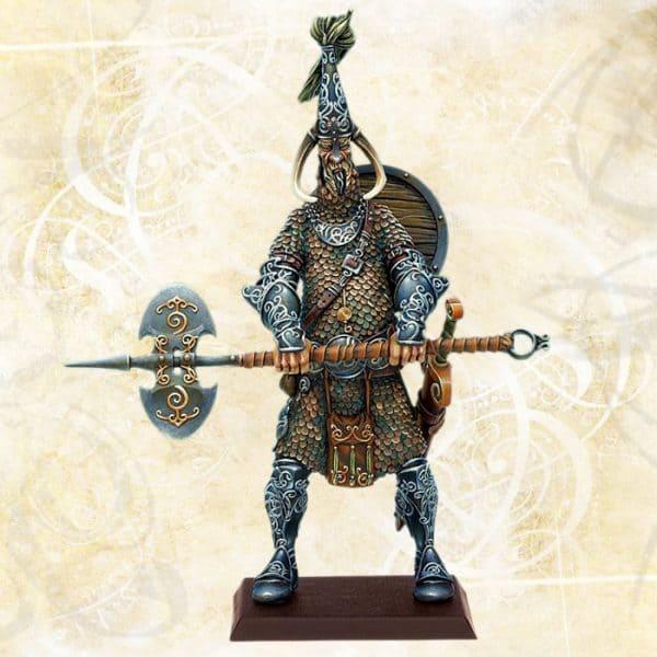 Mountain Warrior (Guerrier Montagne)-0