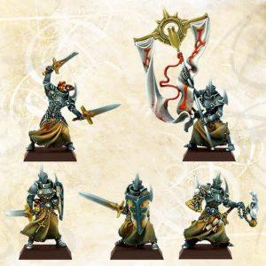 Templars War-Staff (Etat-major templier)-0