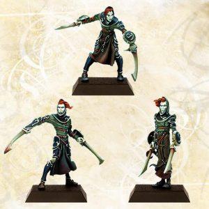 Warriors of Blood, half elves-0