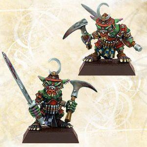 Bushis goblins Uraken Clan-0