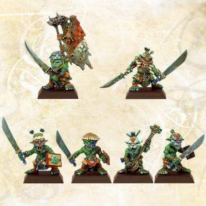 Ashigaru War-Staff Uraken Clan-0