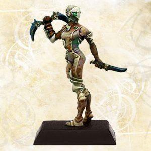 Ysis, Viper of the Desert-0