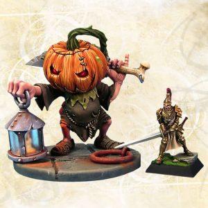 Pumpkin Head 1/35-0