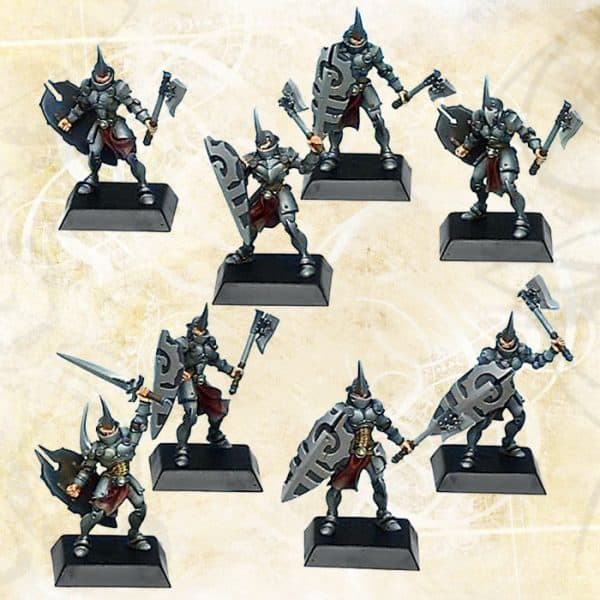 Griffin Conscripts (Boxed Set)-0