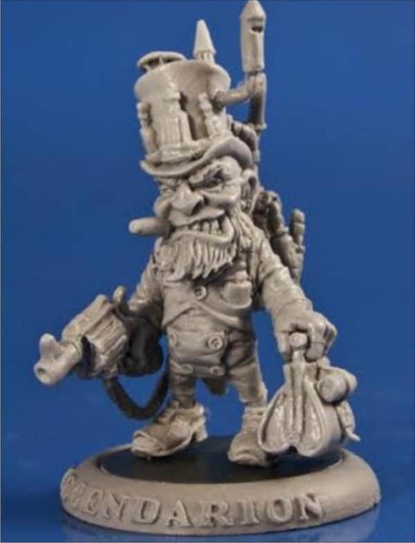 Davitto, The Leprechaun gangster-5546