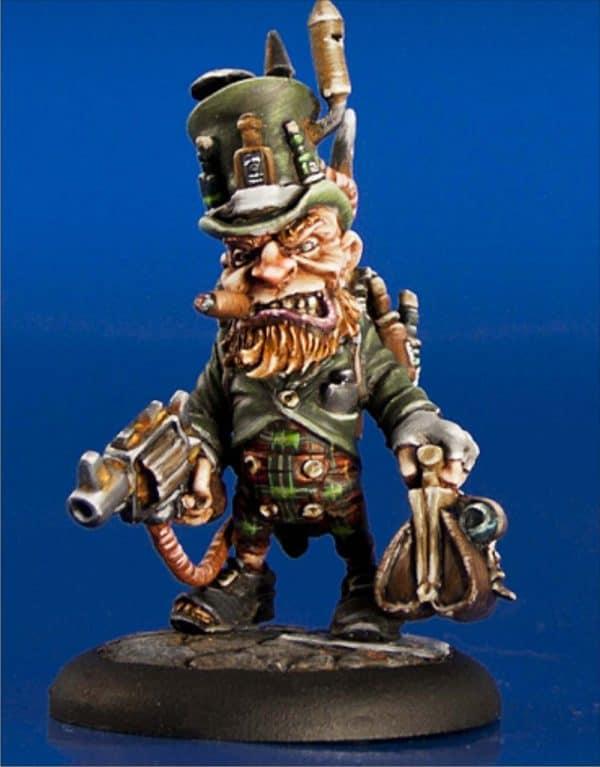 Davitto, The Leprechaun gangster-6277