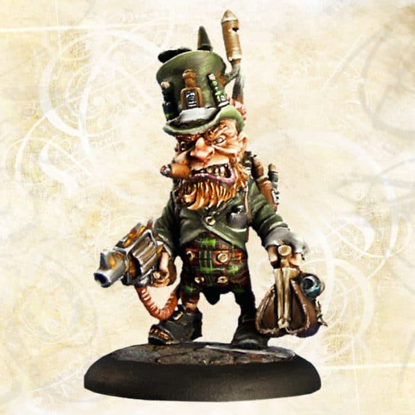Davitto, The Leprechaun gangster-0