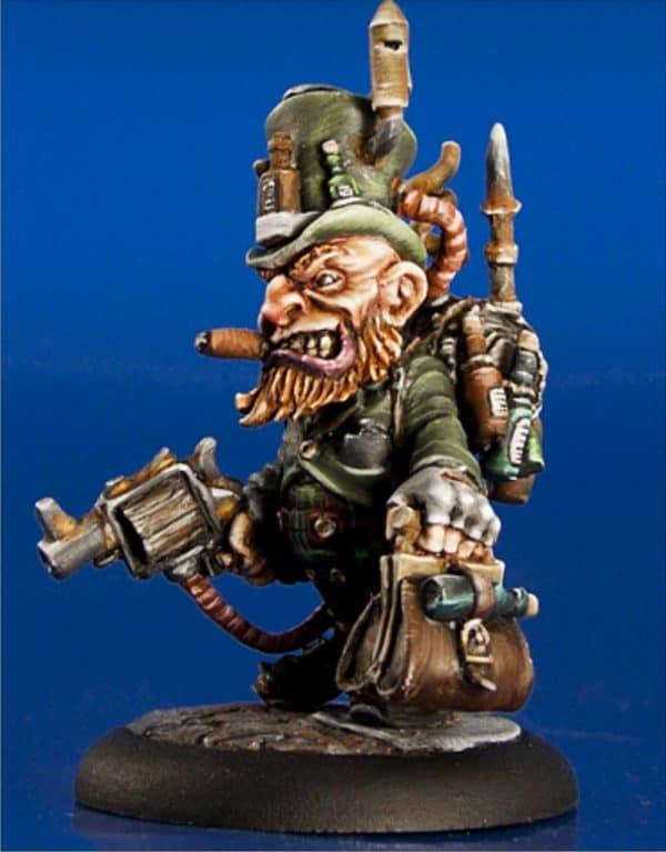 Davitto, The Leprechaun gangster-6281
