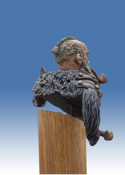 Dwarf WolfHunter Bust-6849