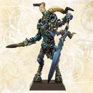 Alderan, Crane Warrior-0