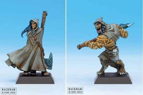 Danu Warrior and Spasm Warrior 2-6199