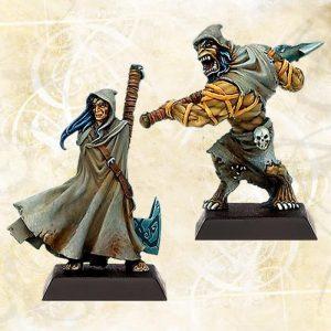 Danu Warrior and Spasm Warrior 2-0