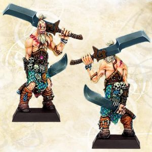 Giant Barbarian with Sword 1-0