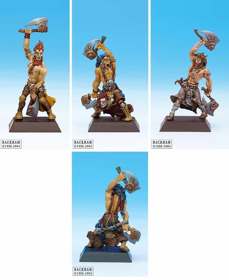 Kelt Warriors 2-6252