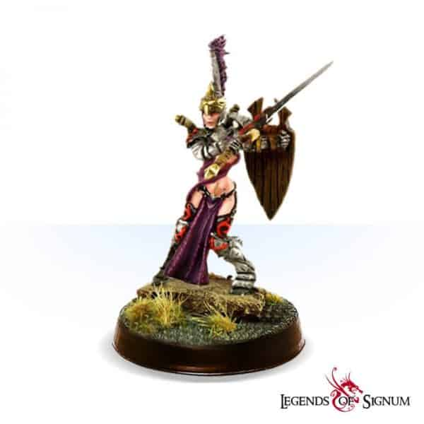 Cordelia the Сrusader-0