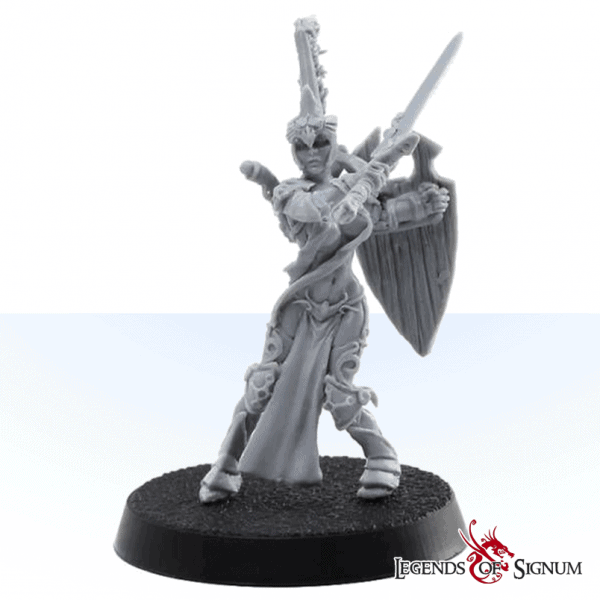 Cordelia the Сrusader-11761