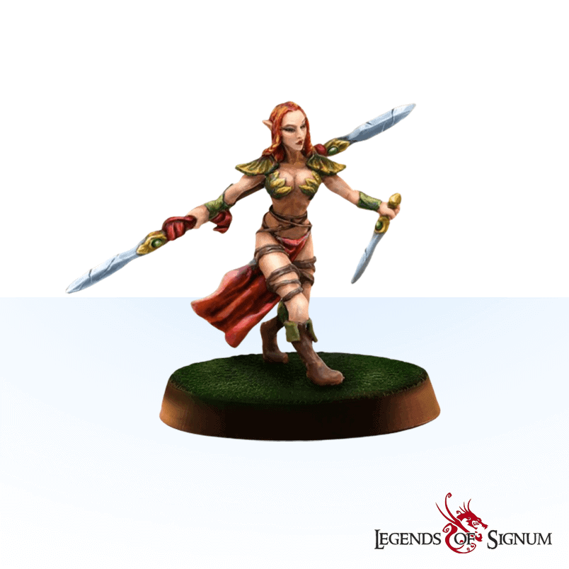 Iysha, Daughter of the Eternal Forest-0