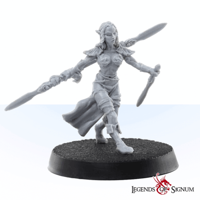Iysha, Daughter of the Eternal Forest-11764