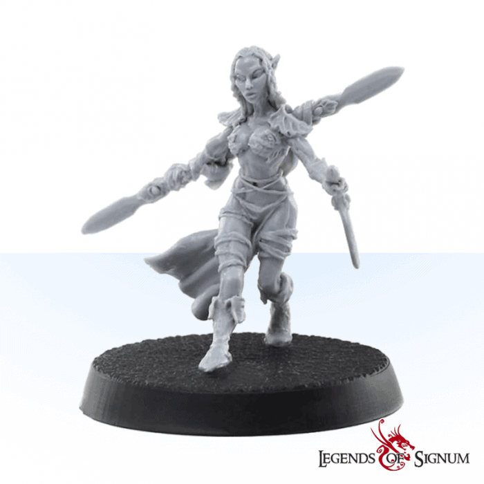 Iysha, Daughter of the Eternal Forest-11765