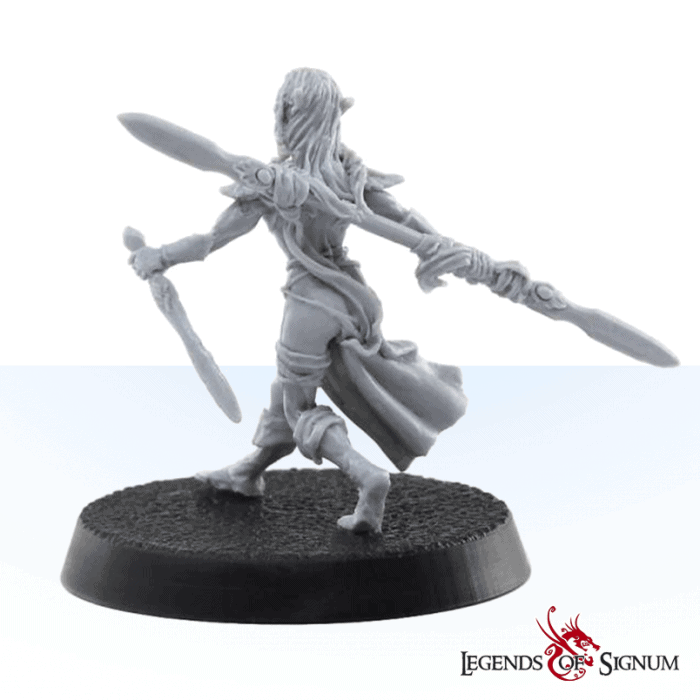Iysha, Daughter of the Eternal Forest-11766