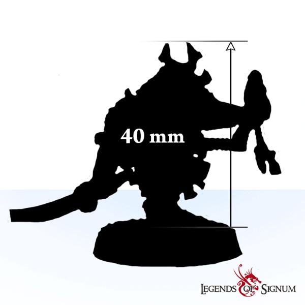 Makoto, the Samurai Orc-10281