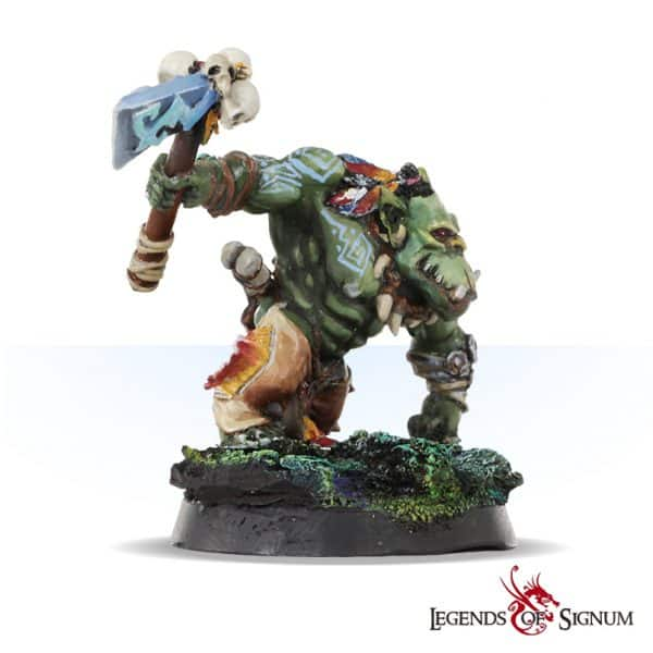 Orc White Feather, Hunter-9506
