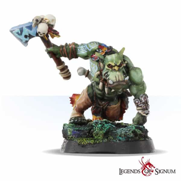 Orc White Feather, Hunter-0