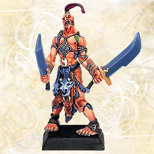 Giant Barbarian with Sword 2-0