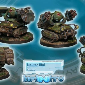 Traktor Muls. Regiment of Artillery and Support-0