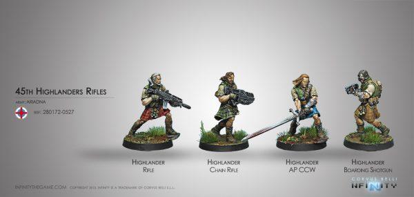 45th Highlander Rifles-0