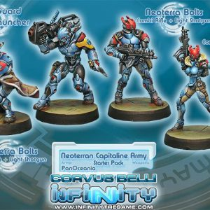 Neoterran Capitaline Army Sectorial Starter Pack-0