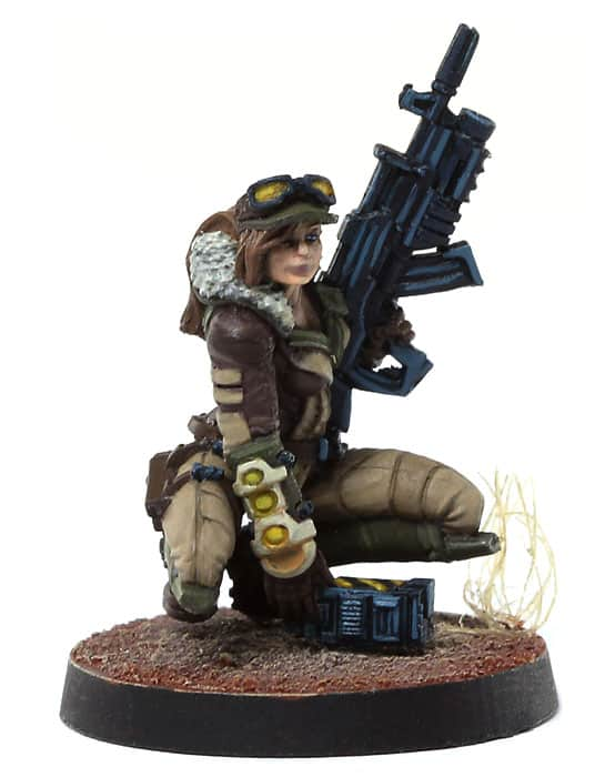 Hunzakuts (Rifle + Light Grenade Launcher)-7987