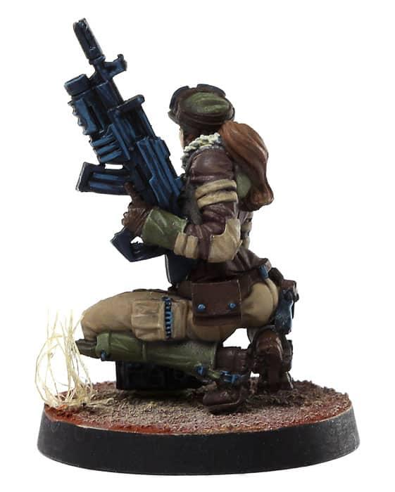 Hunzakuts (Rifle + Light Grenade Launcher)-7989