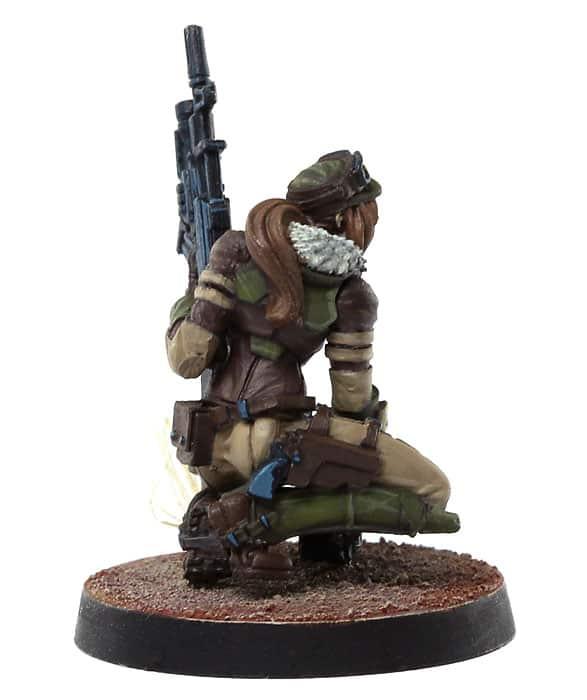 Hunzakuts (Rifle + Light Grenade Launcher)-7988