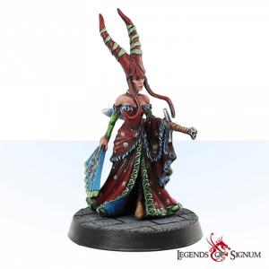 Rowena, Duke's daughter-0