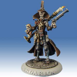 Inquisitor Tavrian, Light of Merin-0
