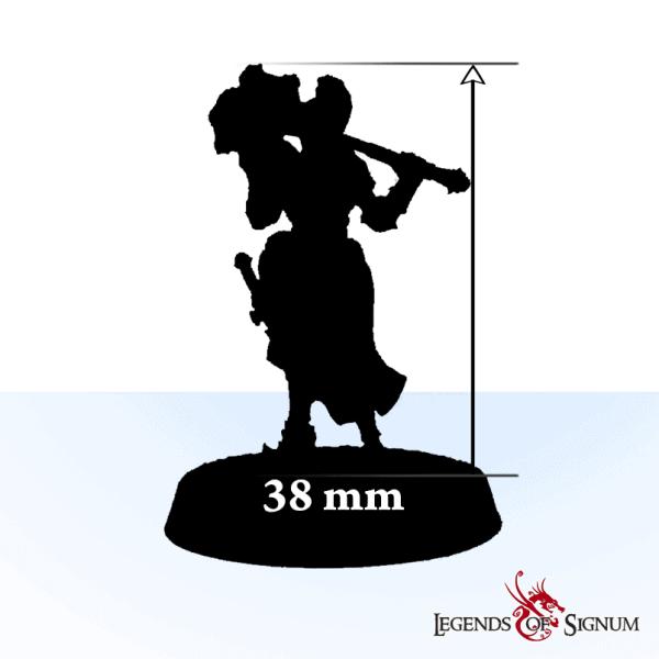 Arcadia, Sunrise knight-11701