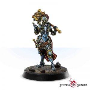 Arcadia, Sunrise knight-0