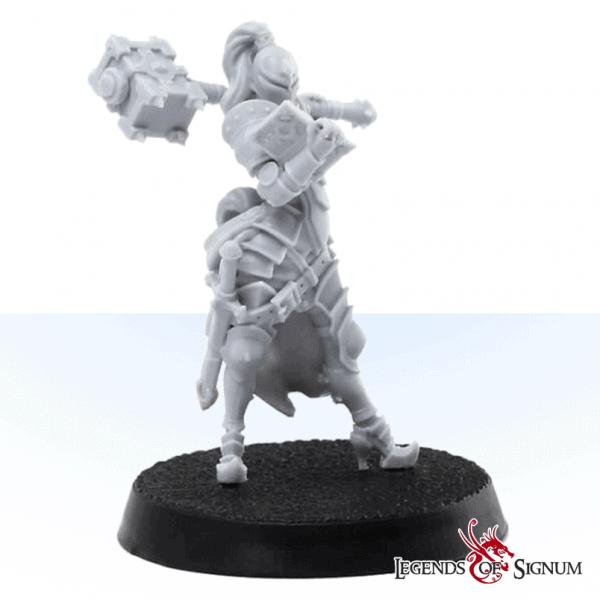 Arcadia, Sunrise knight-11699
