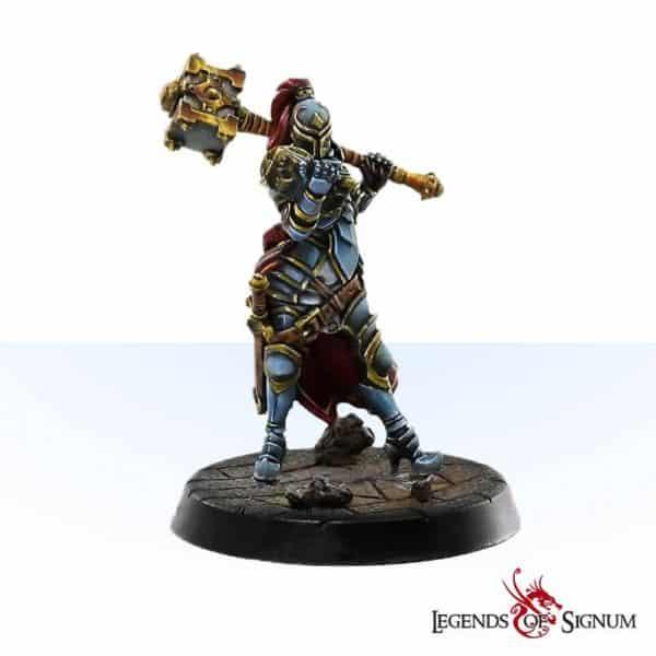 Arcadia, Sunrise knight-11693