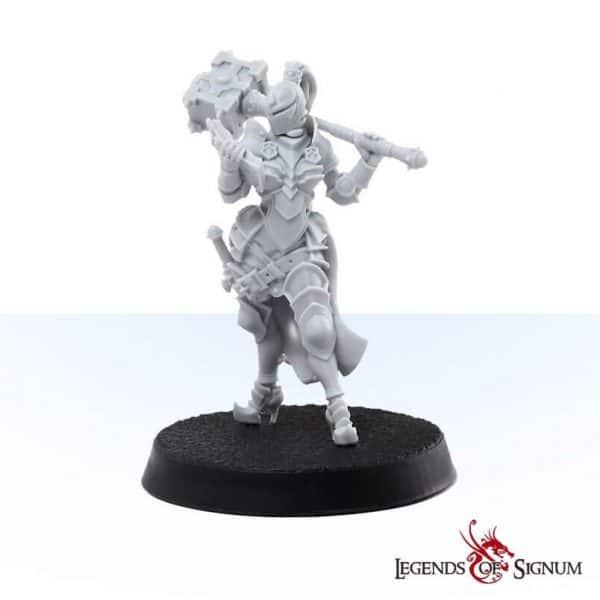 Arcadia, Sunrise knight-11700