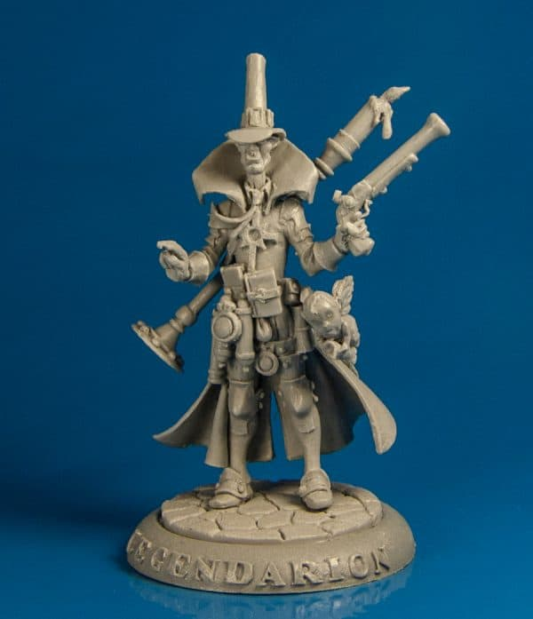 Inquisitor Tavrian, Light of Merin-8378